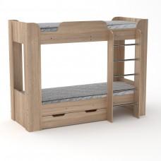Двоярусне ліжко Твікс-2