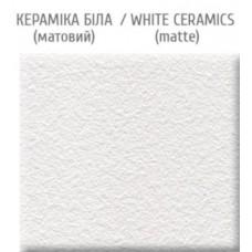 Кераміка біла  - стільниця